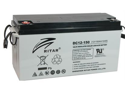Agm Batteri Fritid